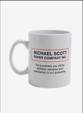 The Office Michael Scott Paper Company Mug Funny White Coffee Mug 11Oz Gift
