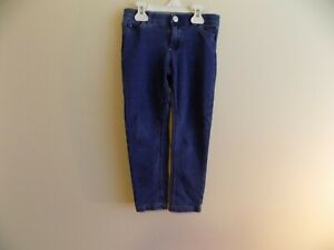 CARTERS GIRLS 6 JEGGINGS BLUE