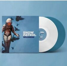 Snow Patrol Wildness Coloured Vinyl & Limited Edition Signed Artwork Lithograph