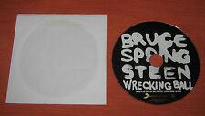 "Bruce Springsteen CD "" WRECKING BALL "" No Custodia / Sony"