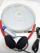 Sony D-EJ000 CD Walkman Discman Personal Stereo Music Compact Disc Player White