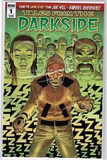 TALES FROM THE DARKSIDE #1 Main Cover IDW NM- Comic - Vault 35