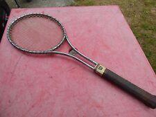 raquette de tennis vintage Wilson Loisir métal Connors