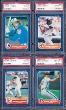 PSA 10 1986 Fleer #435 Steve Carlton Philadelphia Phillies GEM MINT ONLY!