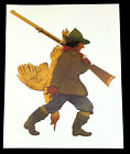 Maxfield Parrish THANKSGIVING Vintage Pencil-Numbered Limited-Edition Print (500