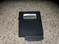 Commodore 64 Modem Cartridge - Untested