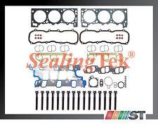 Fit 97-2000 Ford 4.0L OHV V6 Cylinder Head Gasket Set w/ Bolts Vin Code X Engine