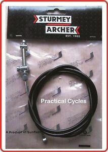 Sturmey Archer Drum Brake Cable Full Assembly - for Drum Brakes HSK748 / HSK750