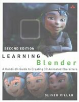 Learning: Learning Blender: A Hands On