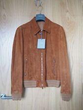 Zip Suede Bomber, Harrington Coats & Jackets for Men