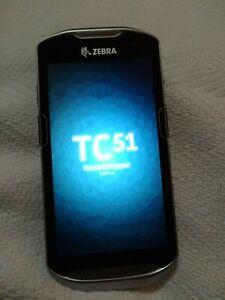 Zebra TC510k Handheld Mobile Barcode Scanner with Scanner handle