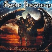 MYSTIC PROPHECY - REGRESSUS (RE-RELEASE)   CD NEU
