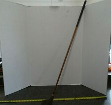 """Antique Hickory shaft SPALDING Wood Driver """"Special"""" Golf Club Chicopee MASS"""