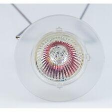 Seilspot Seilleuchte Seilsystem 12V Kurzstab 29cm + Lampenhalter + Seilklotz