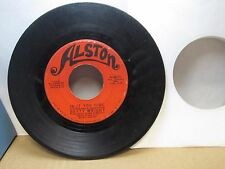 Old 45 RPM Record - Alston A-4611 - Betty Wright - Is It You Girl / Cryin in My