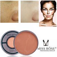 Women Pressed Face Make up Concealer Powder Sugar box New Makeup Powder Palette