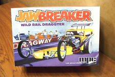 MPC JAWBREAKER WILD RAIL DRAGSTER 1/25 Scale Model Kit