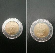 San Marino moneta 500 lire del 1995