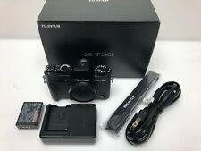 Fujifilm - X-T20 Mirrorless Camera (Body Only) - Black