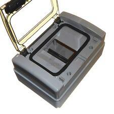 4 Way Weatherproof Enclosure IP65 Outdoor Garage Shower Consumer Unit Switch Box