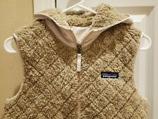 Patagonia Womens Los Gatos Reversible Hooded Vest Size Small MINT CLEAN COND!