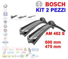 Set 2PZ Scheibenwischer Gummi Bosch 3397007462 Aerotwin 60 47,5CM AM462S