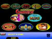 Gaminator PremiumV+ Multigame Software Win XP PC Casino & Cards E - Everyone DIY