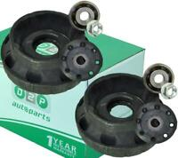 FRONT SUSPENSION TOP STRUT MOUNTS & BEARINGS FOR RENAULT TRAFIC (PAIR)