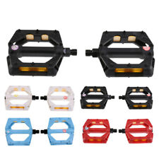 Cycling Mountain Bike / MTB /BMX/  Bearing Nylon Flat-Platform Pedals