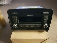 Audi Concert Radio/ Cd Player
