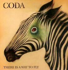 Coda 'THERE IS A WAY TO FLY' CD