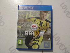 Fifa 17 PS4 playstation 4 Ottimo USATO ITA