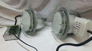 2xLTS 31001905 CD30, Industrie+Hause Deckenleuchte, mit Leuchtmittel,Einwandfrei
