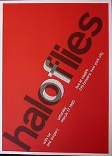 "Halo of Flies - Live at CBGB's - Concert Mini Poster  - 10""x14"""