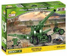 155mm Gun M1 ('Long Tom') - COBI 2394 - 200 brick artillery weap