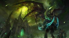 """020 World of Warcraft - Hero Ation role play Online Game42""""x24""""Poster"""