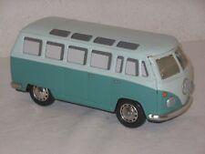 VINTAGE TINTOY - VW VOLKSWAGEN BULLI MICROBUS T1 - FRIKTION Länge 26 cm JAPAN 29
