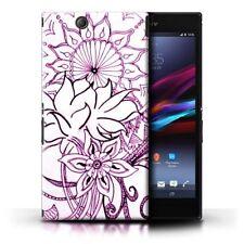 Étuis, housses et coques noir Sony Xperia Z Ultra pour téléphone mobile et assistant personnel (PDA) Sony