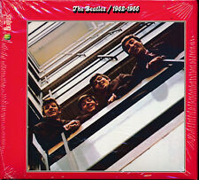 The Beatles 1962 - 1966 The Red Album CD NEW Digital Remaster