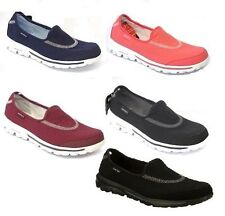 Skechers Casual Textile Upper Shoes for Women