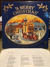 FROHE WEIHNACHT Merry Christmas German Carols VG++ FERDINAND PIEROTH VINYL LP