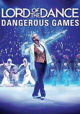 Lord of the Dance: Dangerous Games (DVD,2016)