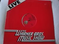 Live From Miami It's The Climax Blue Band Vinyl Lp 1979 Warner Bros. Promo Ex