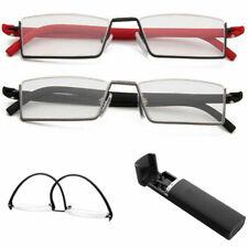 Comfy Unisex Mens Ladies Elastic Reader Reading Eyeglasses Presbyopic With Box