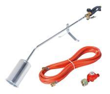 Anwärmbrenner-Set ECO inkl. Propanregler, Propanschlauch 5 m Abflammgerät