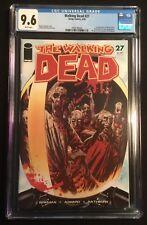Walking Dead #27 CGC 9.6 1st Governor & Martinez Appearance IMAGE 2006 KIRKMAN