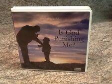 "Creflo Dollar-""IS GOD PUNISHING ME"" 3-CD Set Brand New"