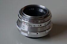 AGFA Color-Solinar 50mm f2.8