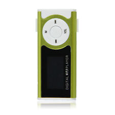 Potable Mini Digital LED Light Flashlight MP3 Player Music Player with TF Card