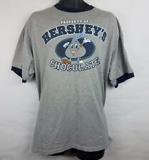 Hershey's Kisses Ringer T-Shirt Property Of Hershey's Chocolate 2XL